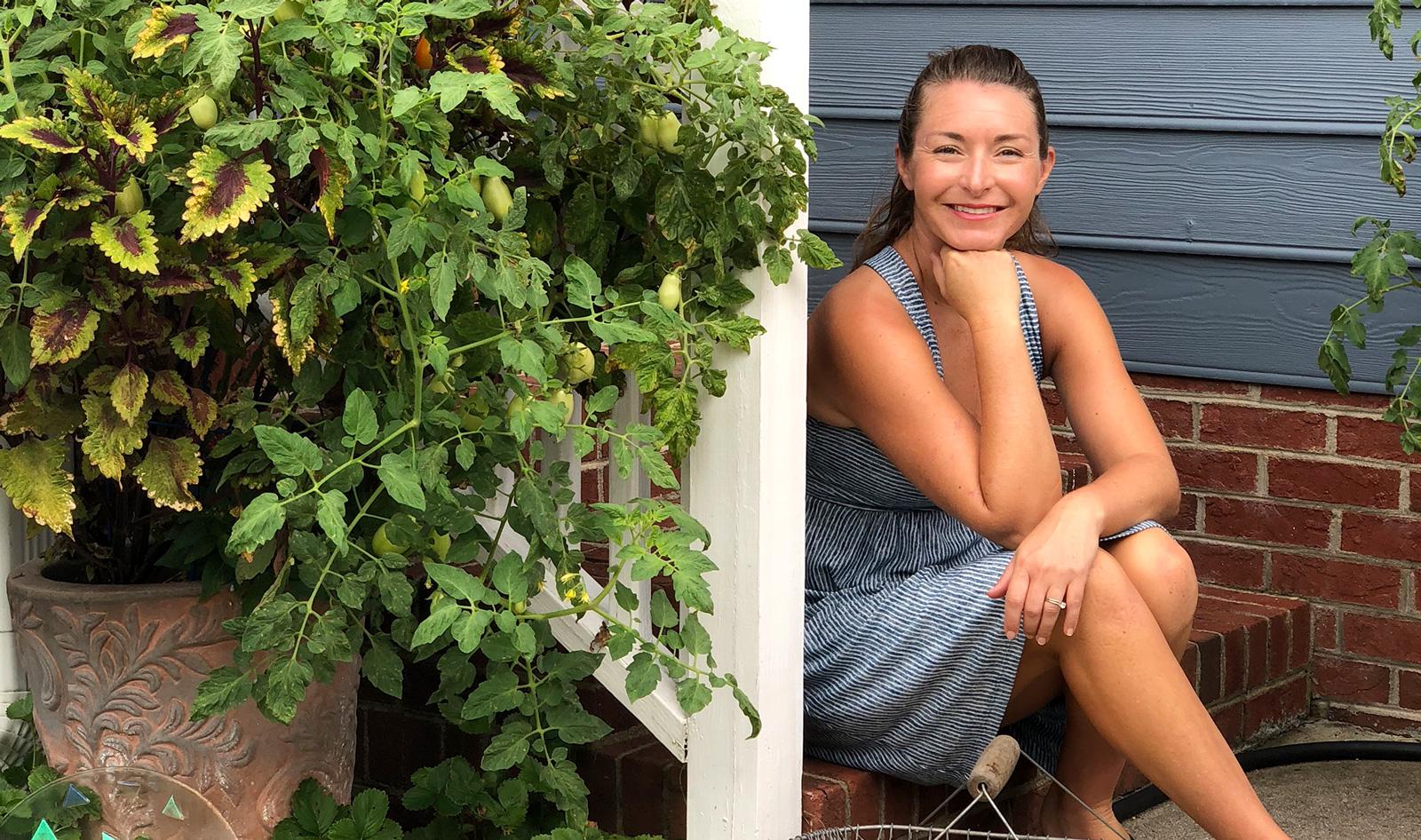 Meet Brie Arthur, the coolest plant lady!